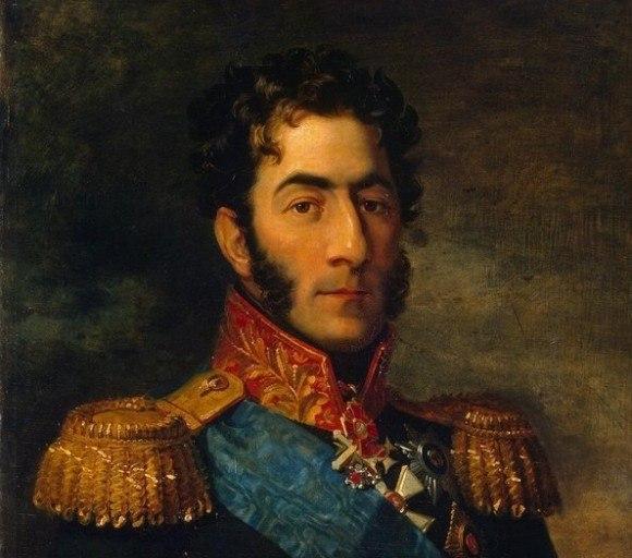 Князь Пётр Ива́нович Багратио́н (груз. პეტრე ივანეს ძე ბაგრატიონი; 1765 — 12 (24) сентября 1812)