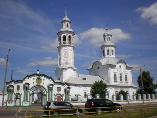 Троицкий Александро-Невский монастырь - Вятка (Киров)