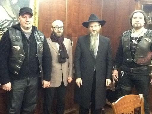 В Волгоградской синагоге НВ