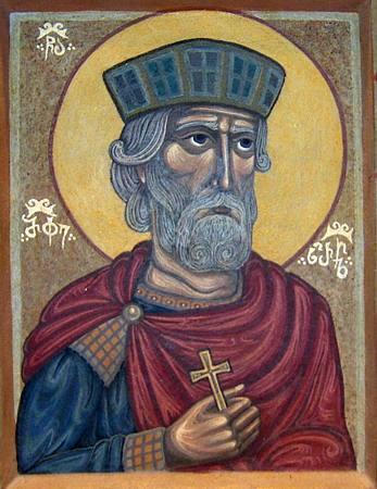Мученик Арчил II, царь Иверский