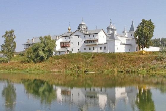 Свято-Георгиевский монастырь - Искра - Мещовский район - Калужская область
