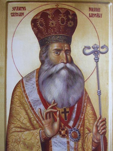 Святитель Григорий Валашский (Даскэл), митрополит