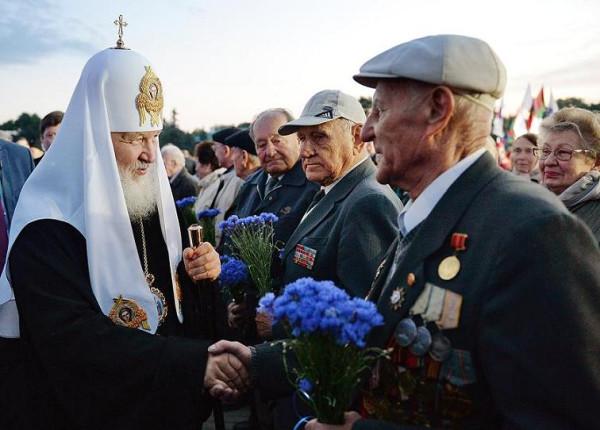 Патриарший визит в Республику Беларусь. Посещение Брестской крепости 3