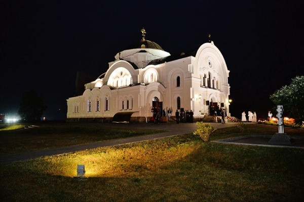 Патриарший визит в Республику Беларусь. Посещение Брестской крепости 2