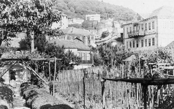 Афон послевоенные фото Кариес 3
