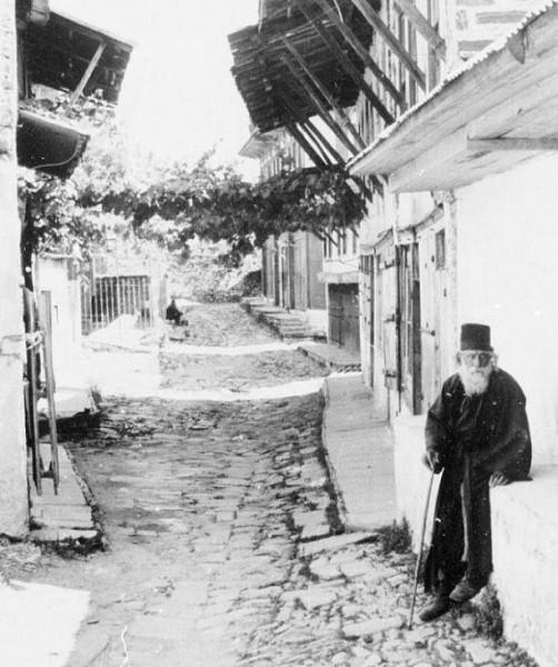 Афон послевоенные фото Кариес 5