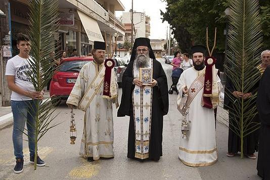 митрополит Неапольский Варнава освятил придел в честь Матроны Московской 1