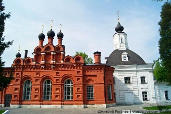 Церковь Петра и Павла - Коломна