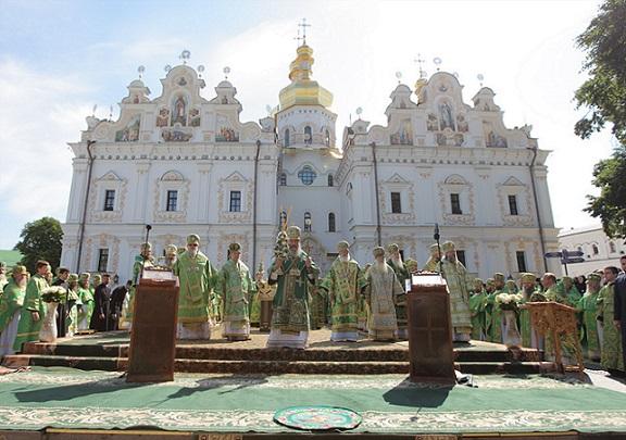 день тезоименитства Предстоятеля УПЦ митрополита Онуфрия 2