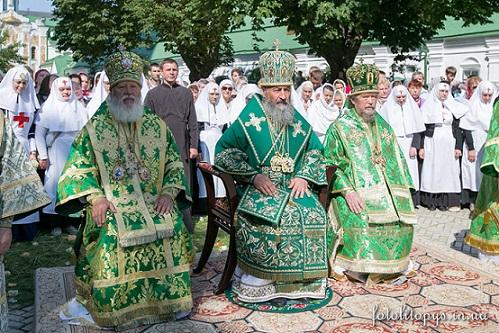 день тезоименитства Предстоятеля УПЦ митрополита Онуфрия 4