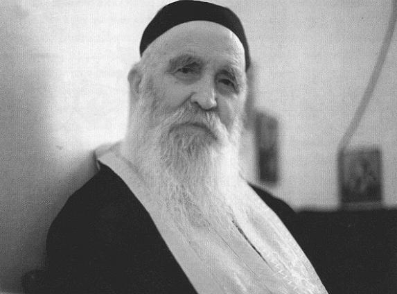 Старец Филофей Зервакос 2