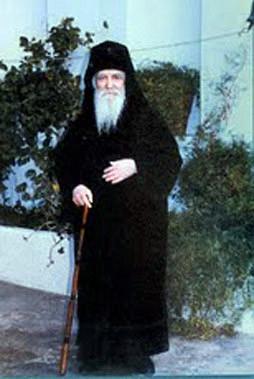 Старец Филофей Зервакос 3