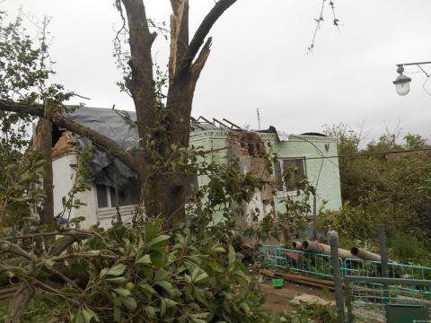 торнадо на Днепропетровщине