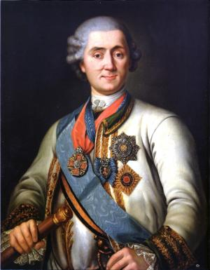 граф А. Г. Орлов