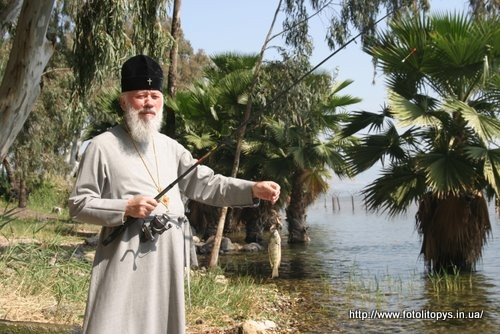 Блаженнейший Митрополит Владимир (Сабодан) 2