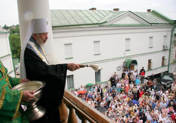 Блаженнейший Митрополит Владимир (Сабодан) 3