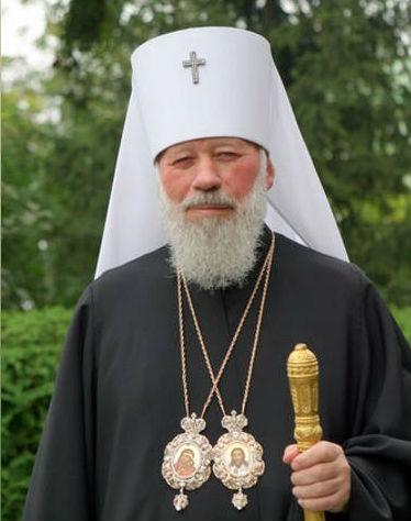 Блаженнейший Митрополит Владимир (Сабодан) 5