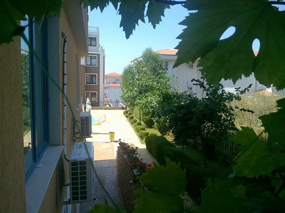 святой Влас, вид с балкона Владимира Репникова
