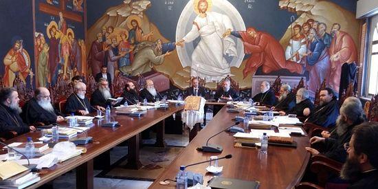 Священный Синод Кипрской Православной Церкви Кипра