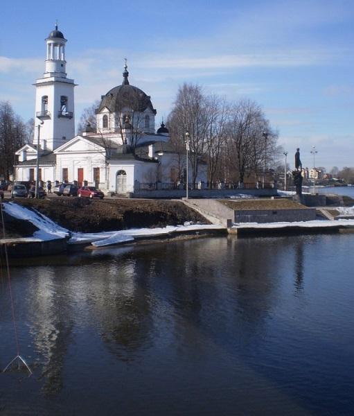 Церковь Александра Невского - Усть-Ижора - Санкт-Петербург