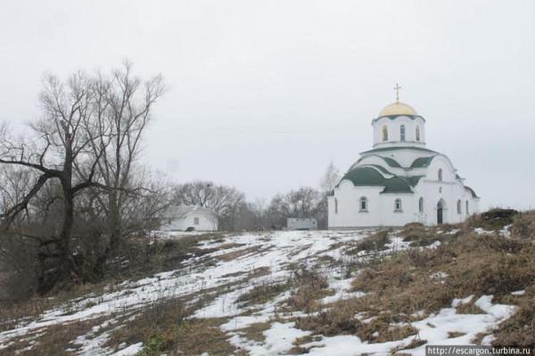 Вознесенский (Борколабовский) женский монастырь Быхов, Беларусь, восстанавливается