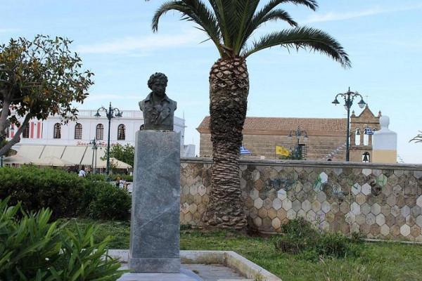 памятник Николосу Фоскосу