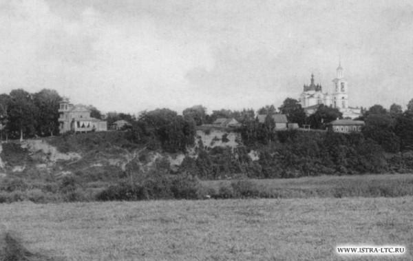 Вознесенский храм г. Воскресенск (Истра), фото начала XX века, разорен в годы лихолетия
