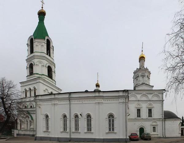 Собор Бориса и Глеба - Рязань - г. Рязань