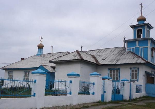 Храм во имя святого пророка Божия Илии г. Артемовский