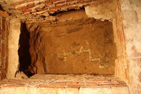 Гробница святителя Феоктиста