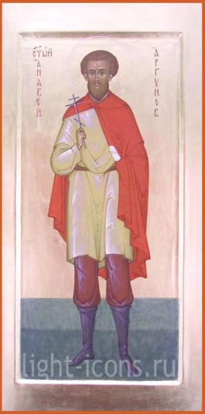 мученик Андрей Аргунов