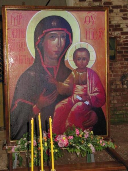 Христофоровская икона Божией Матери