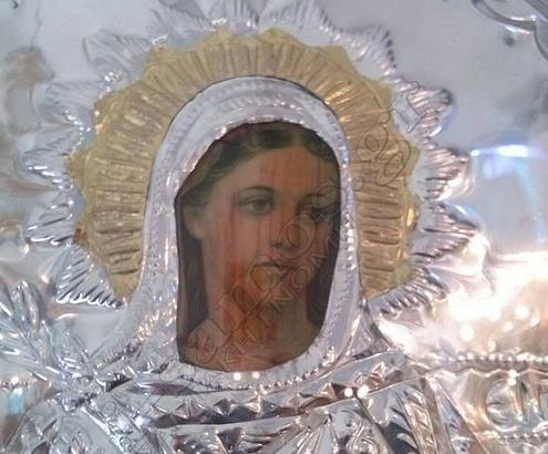 Закровоточила икона святой великомученицы Ирины на острове Самос