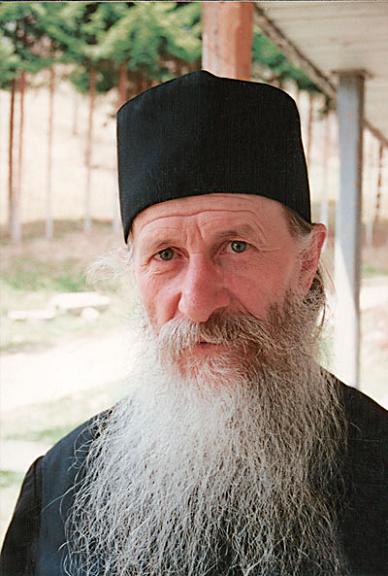 Архимандрит Иоанникий (Бэлан), составитель Румынского патерика