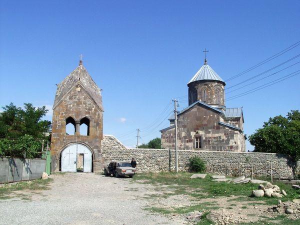 кафедральный собор Земо-Никози