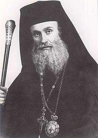 Преосвященнейший митрополит Сисания и Ситатисты Антоний 1