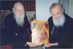 Преосвященнейший митрополит Сисания и Ситатисты Антоний 2