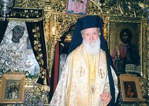 Преосвященнейший митрополит Сисания и Ситатисты Антоний 3