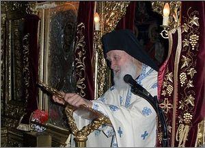 Преосвященнейший митрополит Сисания и Ситатисты Антоний 9