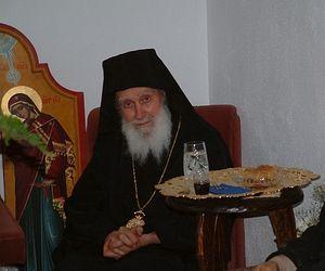 Преосвященнейший митрополит Сисания и Ситатисты Антоний 7