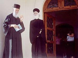 Преосвященнейший митрополит Сисания и Ситатисты Антоний 10