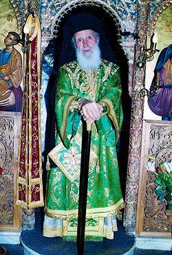 Преосвященнейший митрополит Сисания и Ситатисты Антоний 11