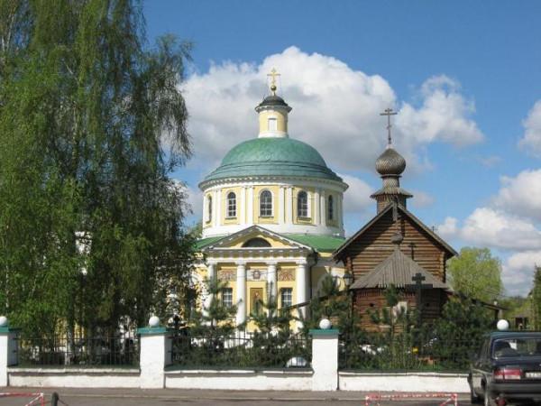 Церковь Успения Пресвятой Богородицы в Косине, Москва