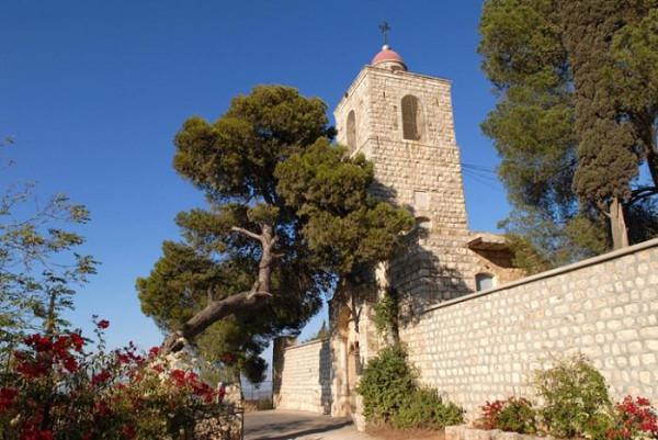 Храм Преображения Господня. Гора Фавор, Израиль