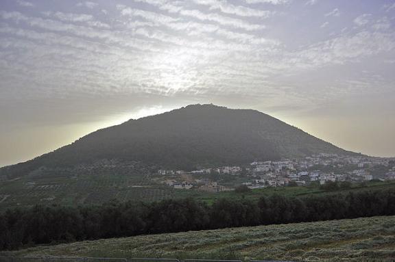 Гора Фавор, Израиль