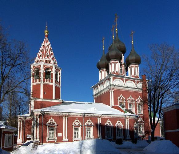 храм Ризоположения на Донской улице, Москва