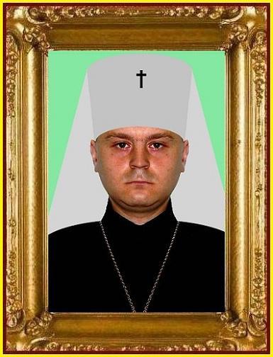 лжеПатриарх Молдовы Сергей Александрович Космин