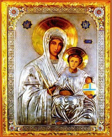 Чубковичская икона Божией Матери «Одигитрия»