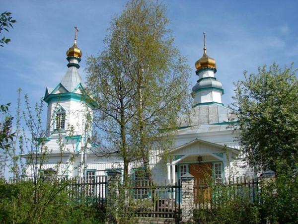 Церковь Зачатия Анны - Чубковичи - Стародубский район и г. Стародуб - Брянская область