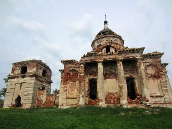 Церковь Воскресения Христова - Кунганово - Торжокский район - Тверская область